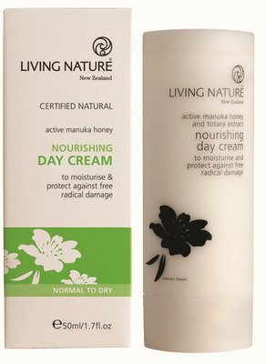 Living Nature - Nourishing Day Cream