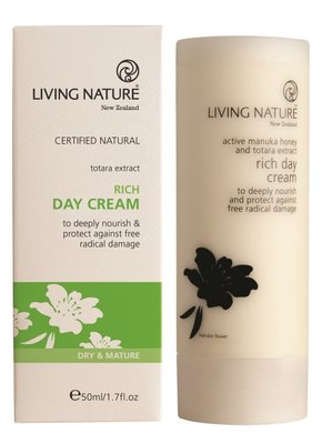 Living Nature - Rich Daycream