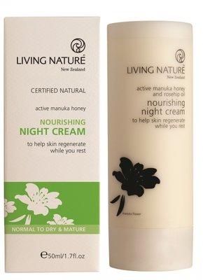 Living Nature - Nourishing Night Cream