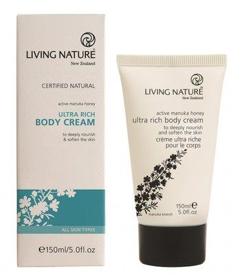 Living Nature - Ultra Rich Body Cream
