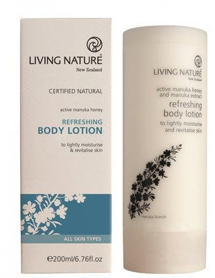 Living Nature - Refreshing Body Lotion