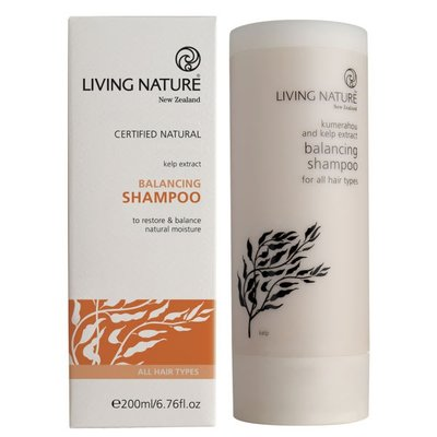 Living Nature - Balancing Shampoo