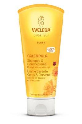 Weleda - Calendula: Baby Shampoo & Douchecrème