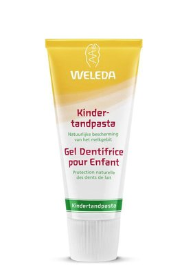 Weleda - Kindertandpasta