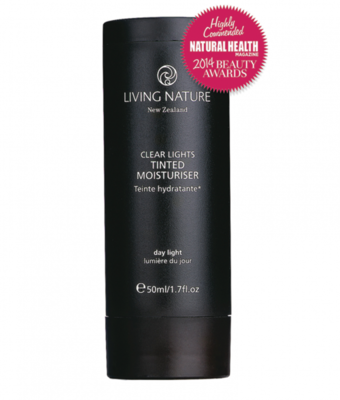 Living Nature - Tinted Moisturiser: Day Light