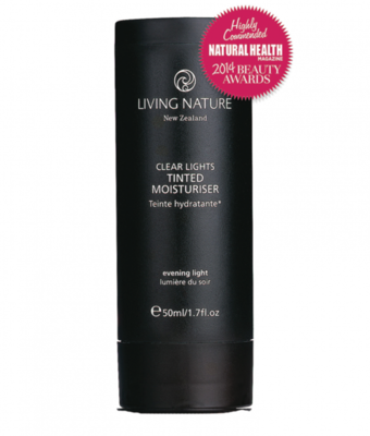 Living Nature - Tinted Moisturiser: Evening Light