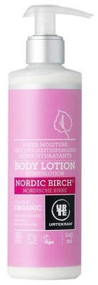 Urtekram - Bodylotion Nordic Birch