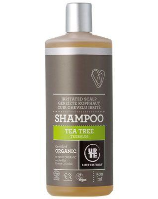Urtekram - Tea Tree Shampoo 500 ml
