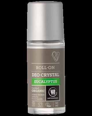 Urtekram - Deodorant Crystal Roll On: Eucalyptus