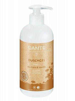 Sante - Familie Bio Kokos Vanille Douchegel 500 ml