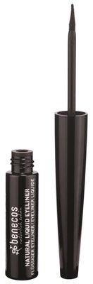 Benecos - Liquid Eyeliner Zwart (Vloeibaar)