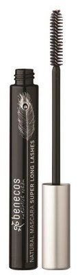 Benecos - Mascara Carbon Zwart (Super long lashes)