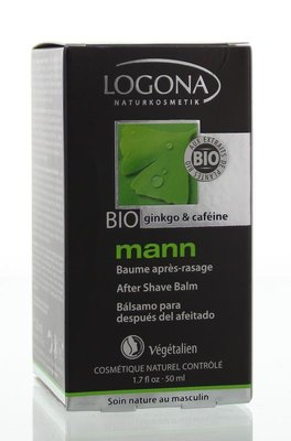 Logona - Mann Aftershave Balsem