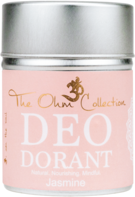 The Ohm Collection - DEOdorant Poeder Jasmine