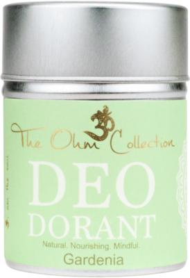 The Ohm Collection - DEOdorant Poeder Gardenia