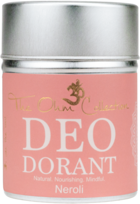 The Ohm Collection - DEOdorant Poeder Neroli