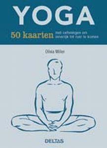 Deltas - Yoga Geschenkset 50 Kaarten