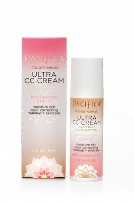 Pacifica - Ultra CC Cream Natural Medium