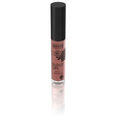 Lavera - Glossy Lips: Hazel Nude 12