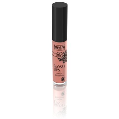 Lavera - Glossy Lips: Rosy Sorbet 08