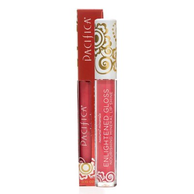 Pacifica - Enlightened Lipgloss Poppy (Lip Shine)