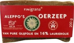 Herbelle - Aleppo Zeep Olijf & 16% Laurier
