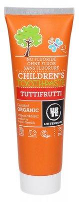Urtekram - Kinder Tandpasta Tuttifrutti