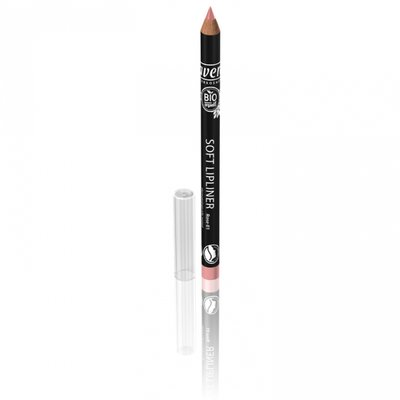 Lavera - Soft Lipliner: Rose 01