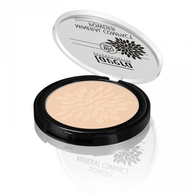 Lavera - Mineral Compact Powder: Ivory 01