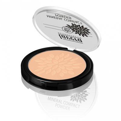 Lavera - Mineral Compact Powder: Honey 03