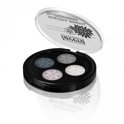 Lavera - Eyeshadow: Quattro Smokey Grey