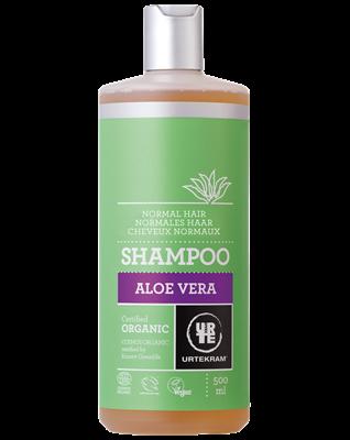 Urtekram - Aloë Vera Shampoo Normaal Haar 500 ml