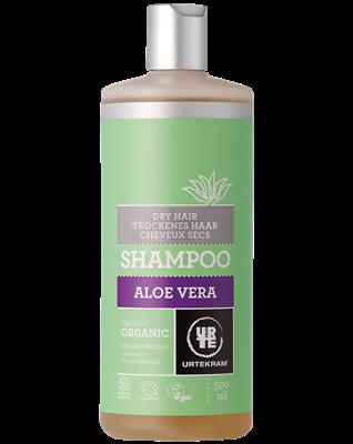Urtekram - Aloë Vera Shampoo Droog Haar 500 ml