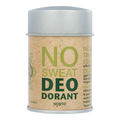 The Ohm Collection - DEOdorant Poeder No Sweat Nojito