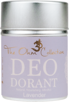 The Ohm Collection - DEOdorant Poeder Lavendel