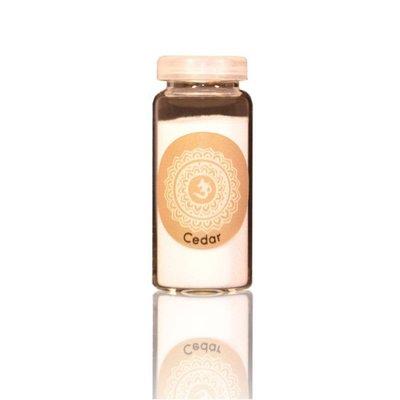The Ohm Collection - DEOdorant Poeder Cedar MINI