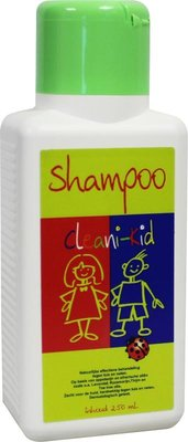 Cleani-kid - Anti Luis Shampoo 250 ml