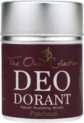 The Ohm Collection - DEOdorant Poeder Patchouli 120 gr.