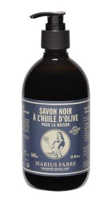Marius Fabre - Savon Noir / Zwarte Zeep Fles met pompje
