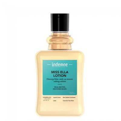 Indemne - Miss Ella (Cleansing lotion, make-up remover, calming solution)