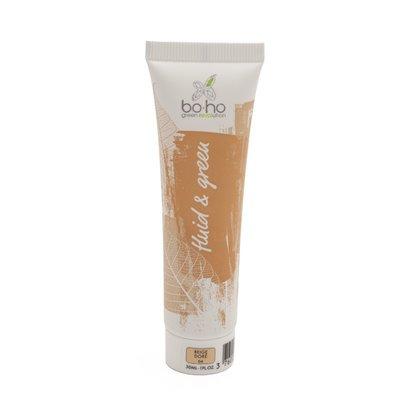 BOHO Cosmetics - Liquid Foundation Beige Doré 04