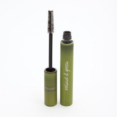 BOHO Cosmetics - Mascara Volume 7 Green - Noir 01