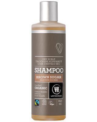 Urtekram - Bruine Suiker Shampoo 250 ml