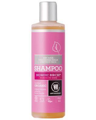Urtekram - Shampoo Nordic Birch Voor Droog Haar 250 ml
