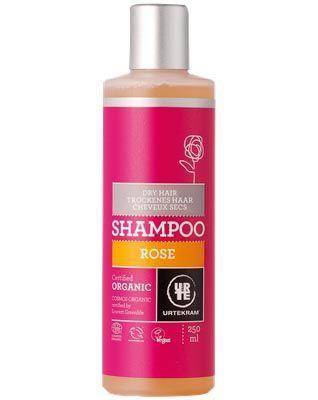 Urtekram - Rozen Shampoo Droog Haar 250 ml