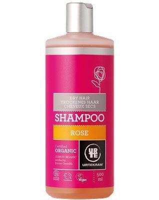 Urtekram - Rozen Shampoo Droog Haar 500 ml
