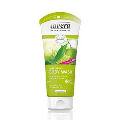 Lavera - Refreshing Body Wash: Lime Verbena
