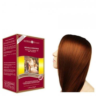 Surya Brasil - Henna Haarkleuring: Powder Ash Brown