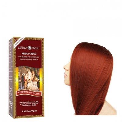 Surya Brasil - Henna Haarkleuring: Cream Reddish Dark Blonde