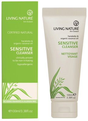 Living Nature - Sensitive Cleanser